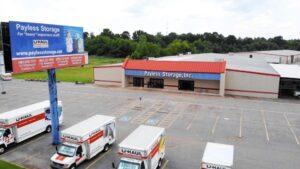 Payless Storage Property Texarkana TX