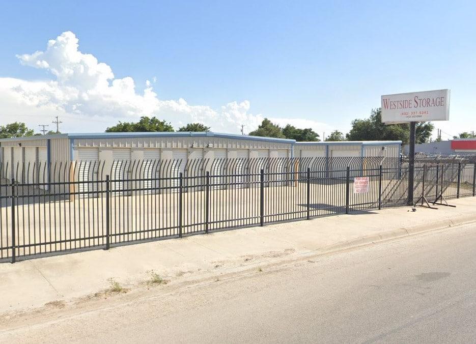 Self Storage Facility for Sale in Odessa, Texas