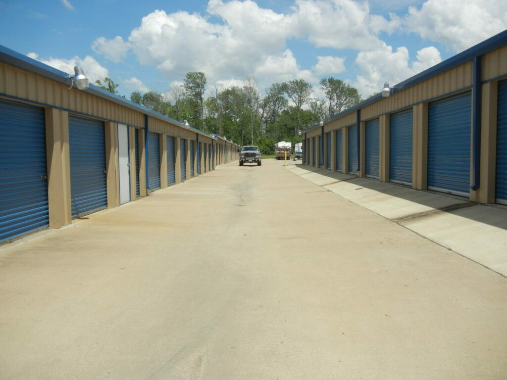 Self Storage For Sale Texas