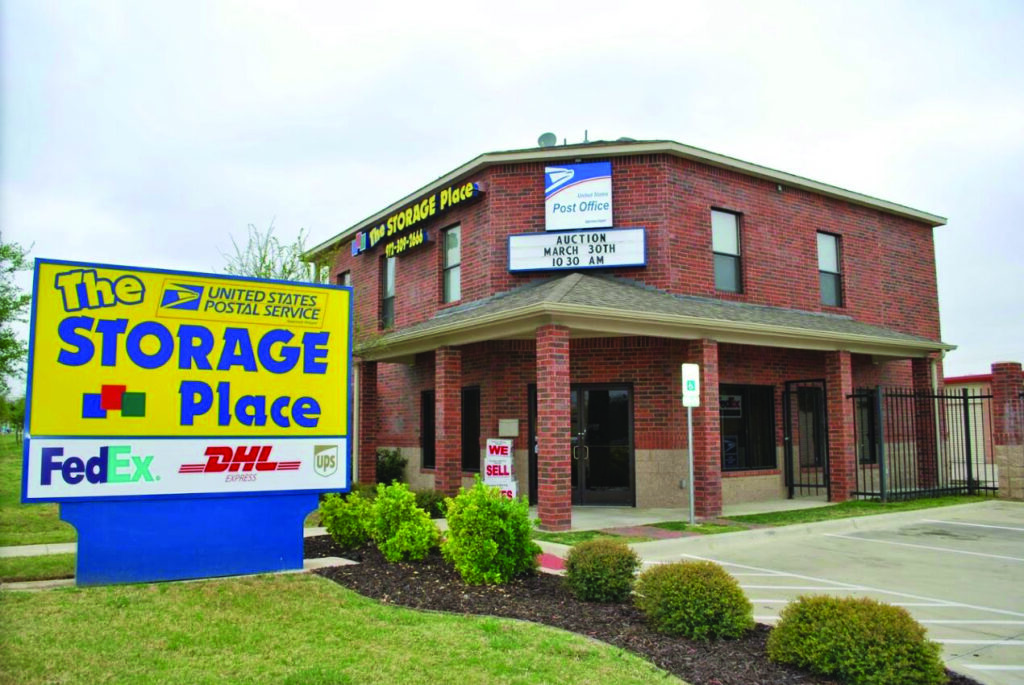 Self Storage for Sale in Texas by Karr Self Storage