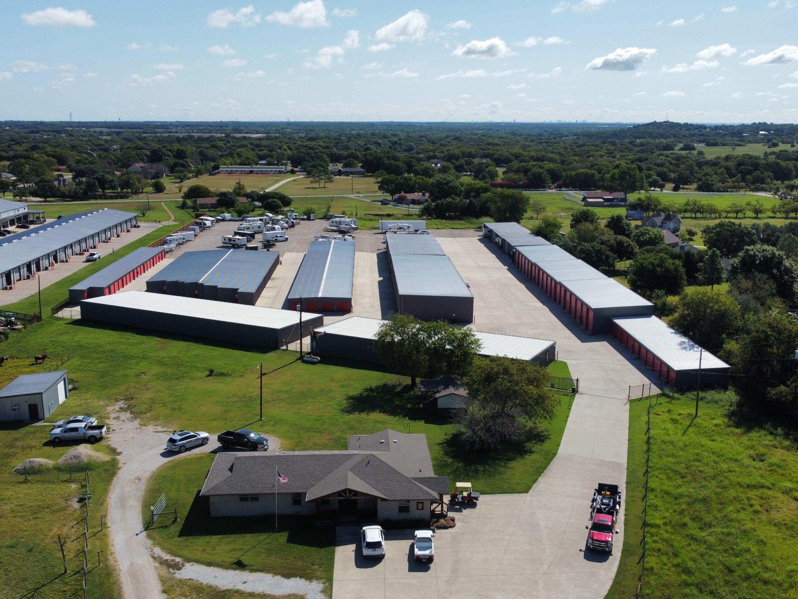 Argyle Storage Co. - Self Storage Facility For Sale in Texas by The Karr Self Storage Team